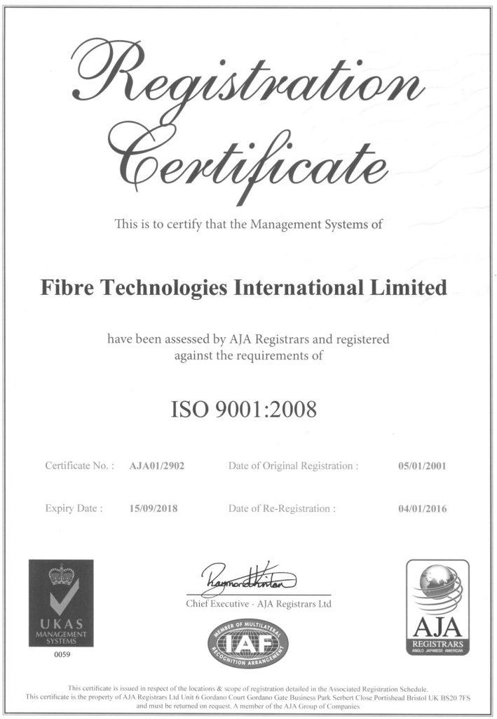 ISO9001-2008_Certificate&Schedule-FTI
